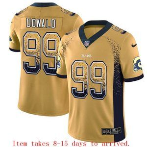 Los Angeles Rams Aaron Donald Drift Jersey